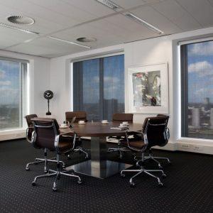 Silverscreen perfecte kantoor warmtewering bezoek Protectsun.nl