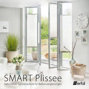 Erfal top down smart plissee zonwering vraag het aan protectsun.nl