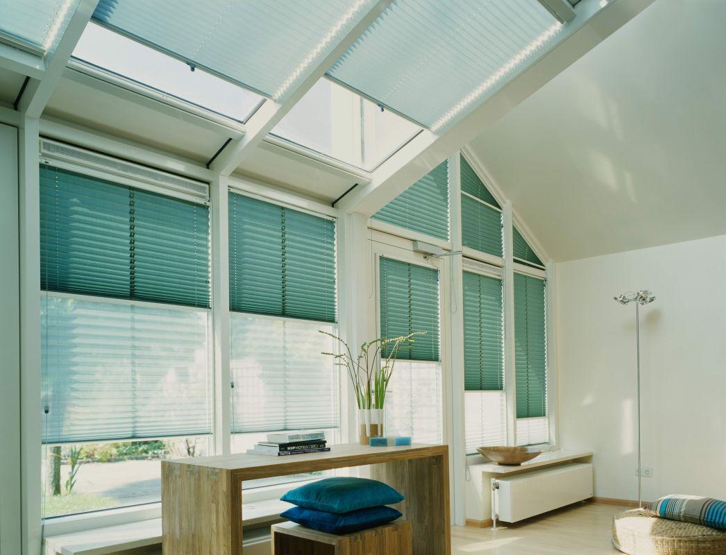 Verosol Serre en lichtkoepel zonwering en warmtewering vraag advies aan Protectsun.nl