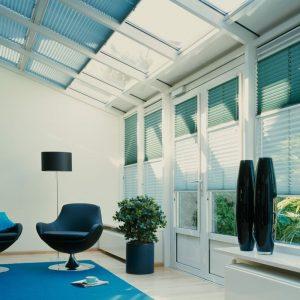 Verosol serre en plafond raam zonwering en warmtewering vraag advies aan Protectsun.nl