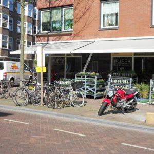 kwaliteit zonnescherm voor uw winkel tuin of terras vraag advies aan protectsun.nl