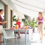 kwaliteit zonnescherm voor uw tuin terras vraag het aan protectsun.nl