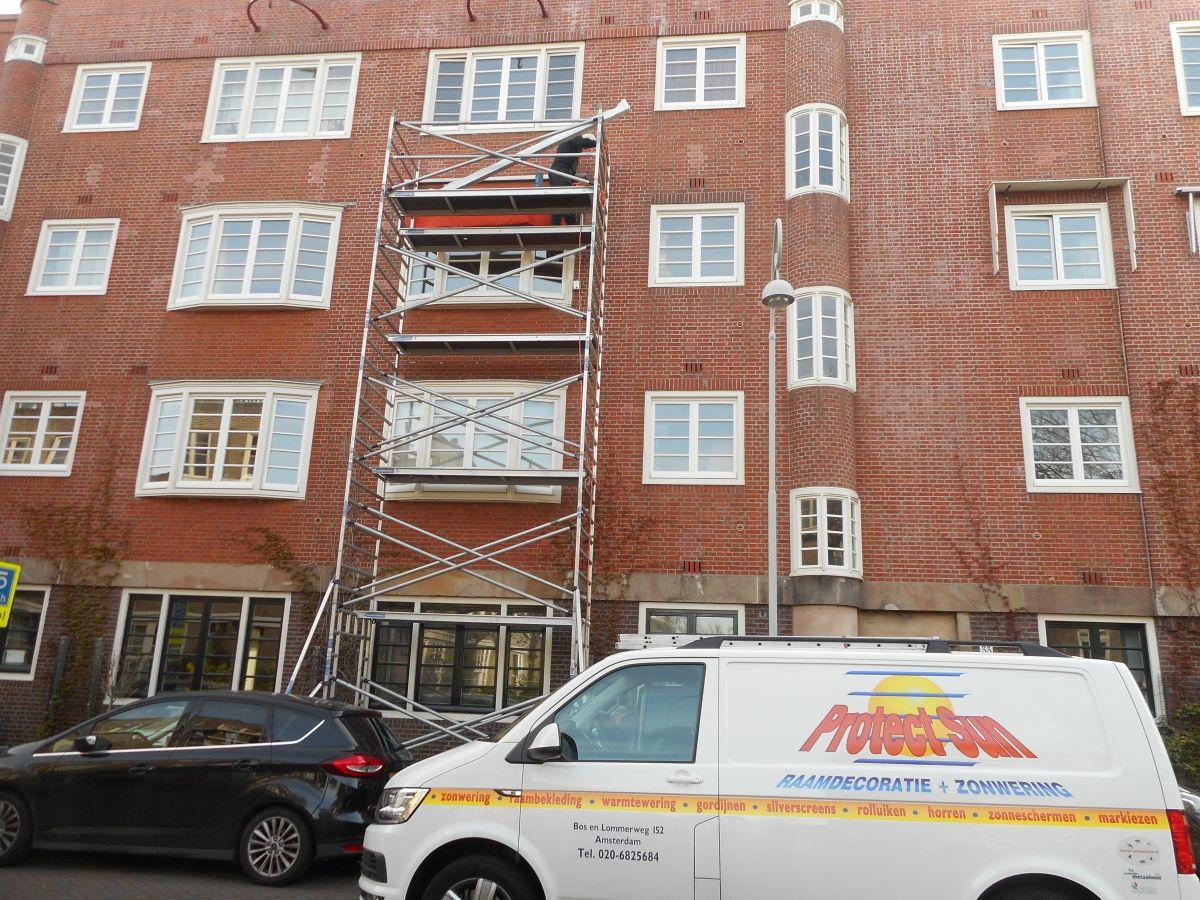 vakkundige montage van uw zonnescherm ontzorgd u vraag aan protectsun.nl