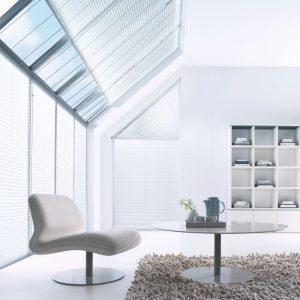 Serre Sunway plissee zonwering en raamdecoratie vraag advies aan protectsun.nl