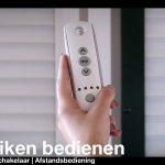 Rolluiken met Somfy motor en afstandbediening vraag het aan www.protectsun.nl