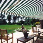 kwaliteit zonnescherm voor uw tuin terras of winkel vraag het aan protectsun.nl