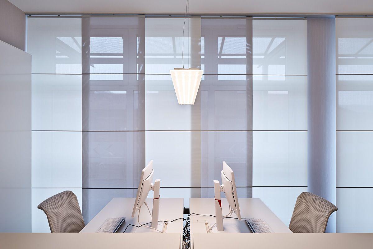 Paneel Gordijn 10 : Paneel gordijnen voor uw raam en glaswand kies het juist vlakgordijn