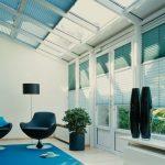 Verosol twin serre plissee raamdecoratie en zonwering vraag het aan protectsun.nl