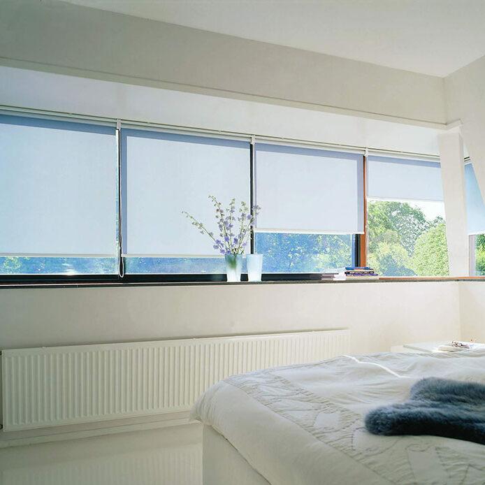 slaapkamer raambekleding en zonwering vraag info aan protectsun.nl