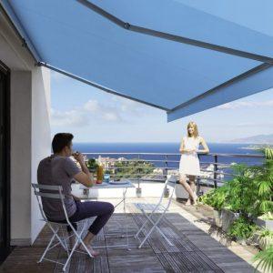 kwaliteit zonnescherm voor uw terras vraag advies aan protectsun.nl