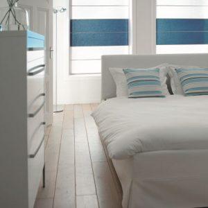 Verwen uw slaapkamer met Japanse rolgordijnen van Wood en Washi vraag het aan Protectsun.nl in Amsterdam
