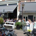 kwaliteit zonnescherm voor uw restaurant tuin terras of winkel vraag het aan protectsun.nl
