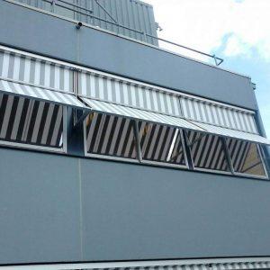 markisolet uitval zonnescherm voor uw raam of balkon vraag advies aan protectsun.nl