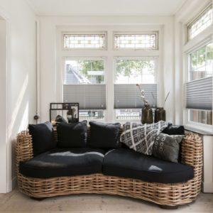 Verosol Top Down plisse raamdecoratie en zonwering vraag het aan Protectsun.nl