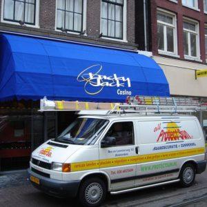 vakkundige montage van uw markies vraag aan Protectsun.nl in Amsterdam