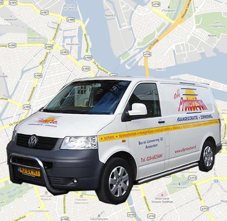 unieke meet service aan huis ontzorgd u vraag aan www.protectsun.nl