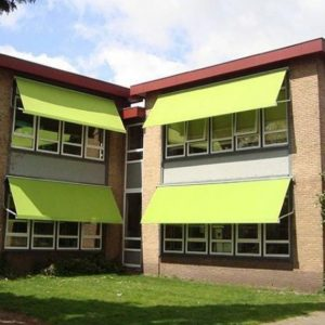 uitval zonnescherm voor uw raam of balkon Protectsun.nl