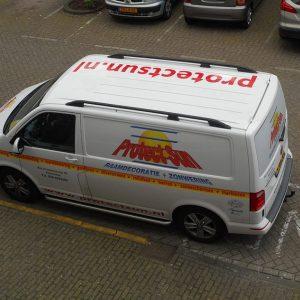Protectsun zonwering en raamdecoratie komt naar u toe in Amsterdam en verder