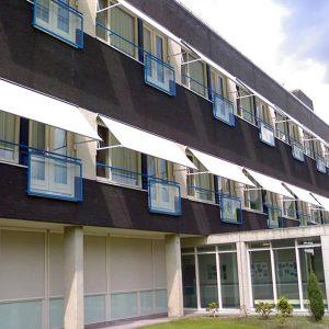 uitval zonneschermen vraag bij protectsun Amsterdam